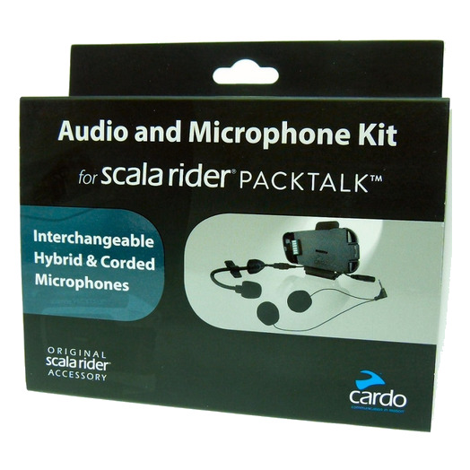 Audio and microphone KIT for Packtalk