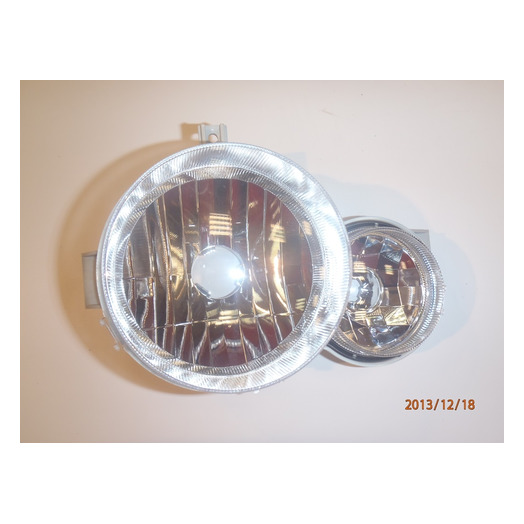 Lens-comp, head lamp, R Kawasaki KVF650/750´02-12 23007-0025