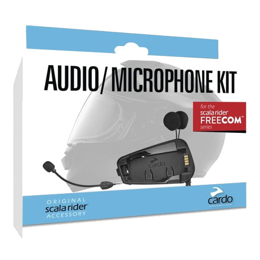 Audio and microphone KIT for Freecom